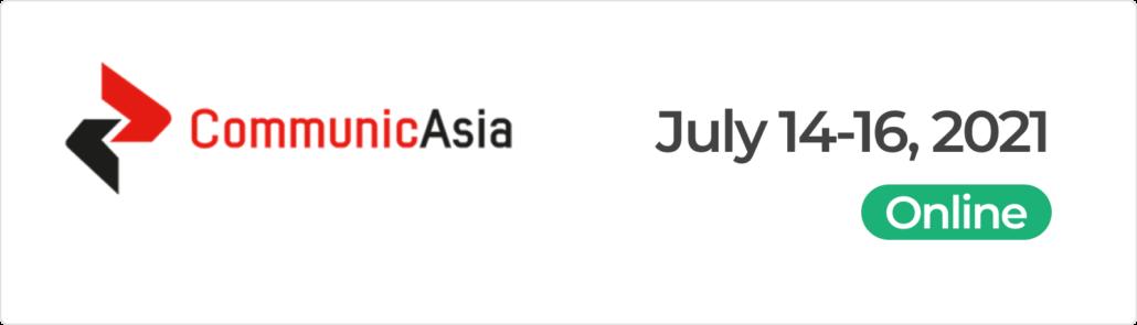 CommunicAsia 일정